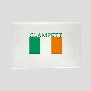 Clampett Rectangle Magnet