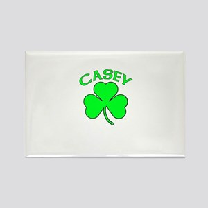 Casey Rectangle Magnet