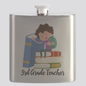 Teacher appreciation Teacher Gifts Flask
