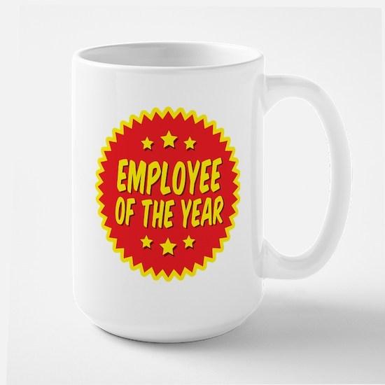 Employee of the Year Mugs