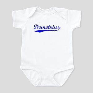 Vintage Demetrius (Blue) Infant Bodysuit