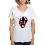 Ibiza Club Women's V-Neck T-Shirt