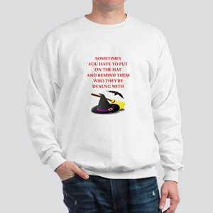witch Hoodie Sweatshirt