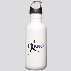 I Pitch! Stainless Water Bottle 1.0L