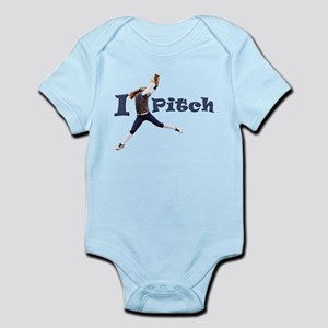 I Pitch! Baby Light Bodysuit