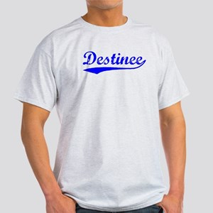 Vintage Destinee (Blue) Light T-Shirt