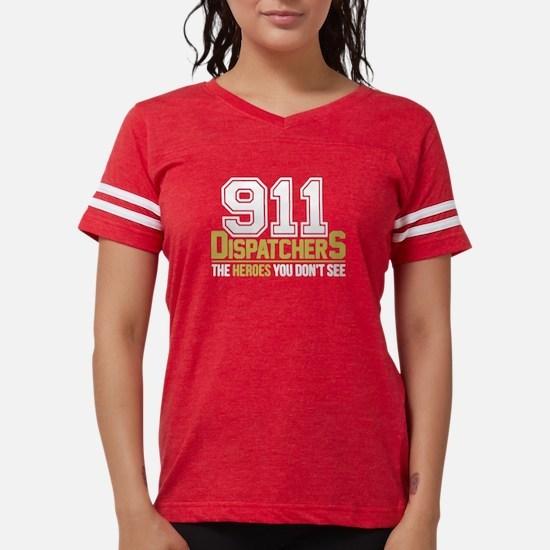911 Dispatcher Heroes T-Shirt