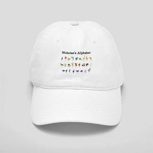 Nicholas's Animal Alphabet Cap