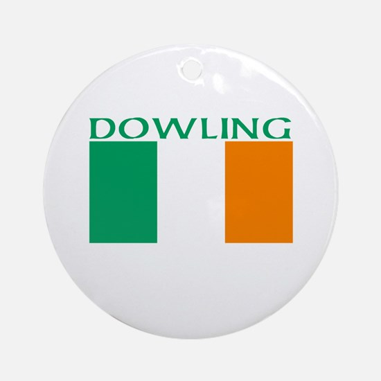 Dowling Ornament (Round)