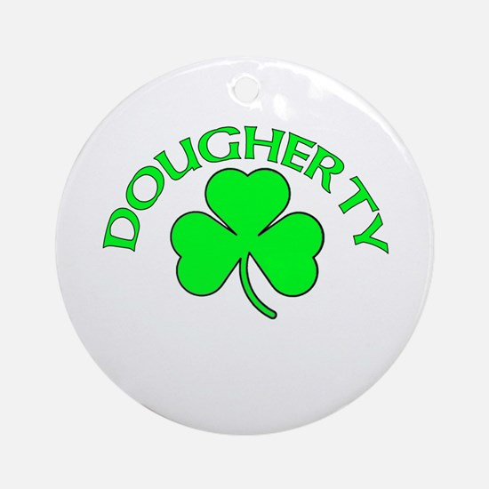 Dougherty Ornament (Round)