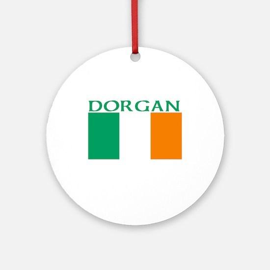 Dorgan Ornament (Round)
