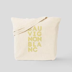 Sauvignon Blanc Wine Tote Bag