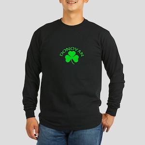 Donovan Long Sleeve Dark T-Shirt