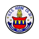 """USS Horne CG-30 3.5"""" Button"""