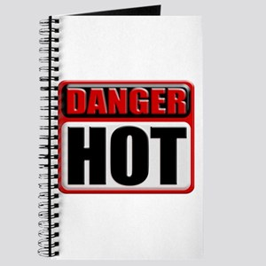 DANGER: HOT! Journal