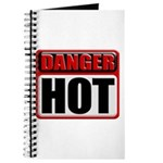 DANGER: HOT! Journal