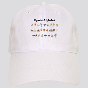 Ryan's Animal Alphabet Cap