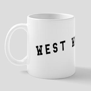 West Wildwood NJ T-shirts Mug