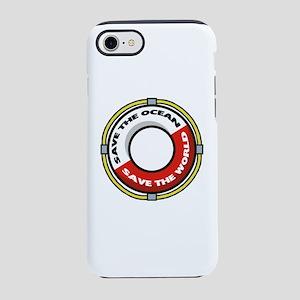 Save the Ocean iPhone 8/7 Tough Case