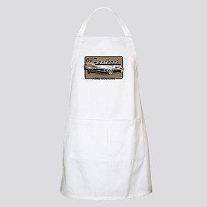 69 Fastback Muscle Car BBQ Apron