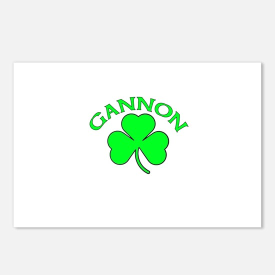 Gannon Postcards (Package of 8)