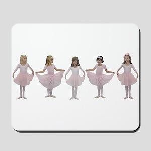 Baby Ballerinas Mousepad
