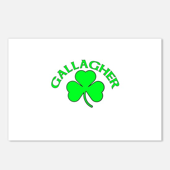 Gallagher Postcards (Package of 8)