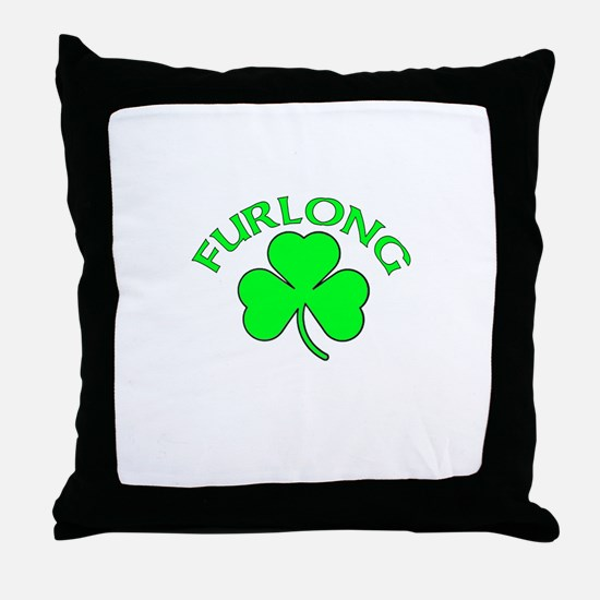 Furlong Throw Pillow