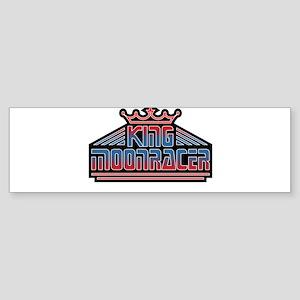 King Moonracer Bumper Sticker