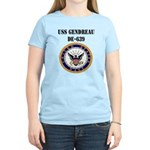 USS GENDREAU Women's Light T-Shirt
