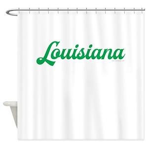 Bourbon Street Shower Curtains