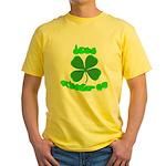 Don't Pinch Me Yellow T-Shirt