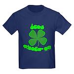 Don't Pinch Me Kids Dark T-Shirt