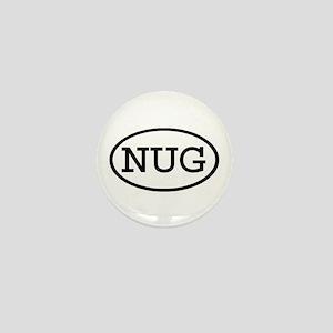 NUG Oval Mini Button