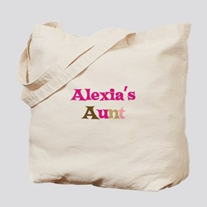 Alexia's Aunt Tote Bag