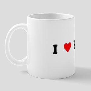 I love Perth Mug