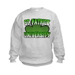St. Patrick University Kids Sweatshirt