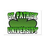 St. Patrick University Mini Poster Print