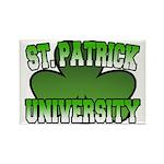St. Patrick University Rectangle Magnet (10 pack)