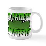 St. Patrick University Mug