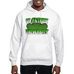 St. Patrick University Hooded Sweatshirt