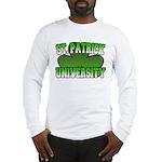 St. Patrick University Long Sleeve T-Shirt