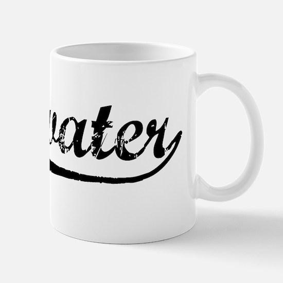 Vintage Stillwater (Black) Mug