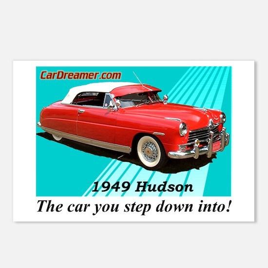 """Step Down Into My Hudson!"" Postcards (P"
