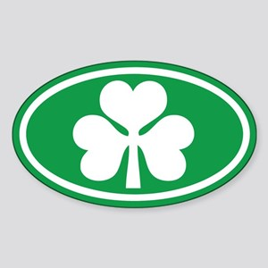 shamrock2 Sticker
