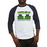 Wanna See My Shamrocks Baseball Jersey