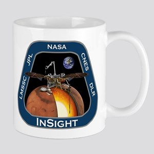InSight Partners 11 oz Ceramic Mug