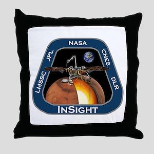 InSight Partners Throw Pillow