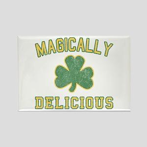 Magically Delicious Rectangle Magnet
