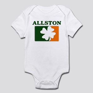 Allston Irish (orange) Infant Bodysuit